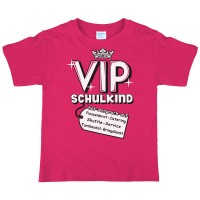 T-Shirt VIP-Schulkind